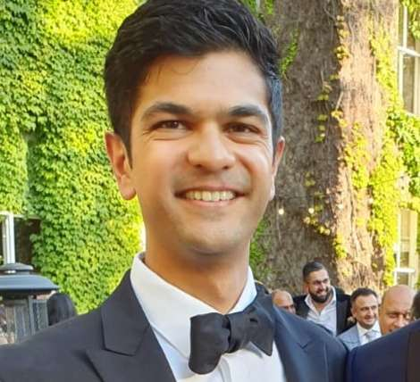 Mr Nikhil Patel