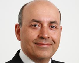 Professor Ash Mosahebi